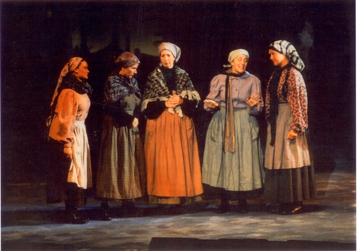 The Fiddler On The Roof Kansas City Costume Company