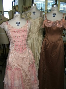 Edwardian Evening gowns 2